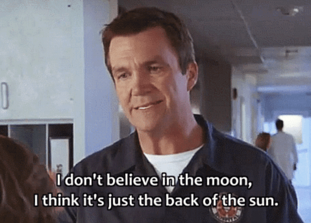"In some episodes of Scrubs, Neil Flynn improvised his own lines as Janitor. The script would simply read, ""Whatever Neil says."""