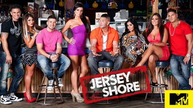 And now, let's imagine that you have to give up that baby to one (1) cast member from Jersey Shore.