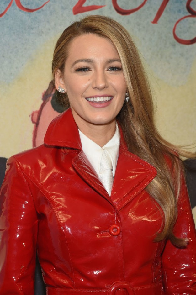 Blake Lively is, as you know, a hair icon.
