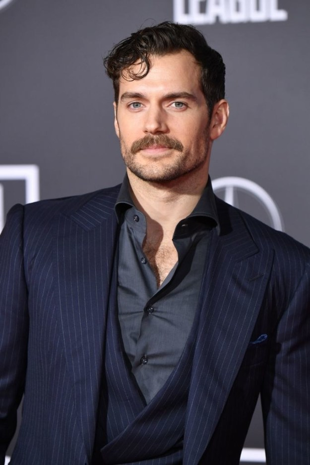 98% of the world's population fancy Henry Cavill. This is a fact, I haven't made it up at all.