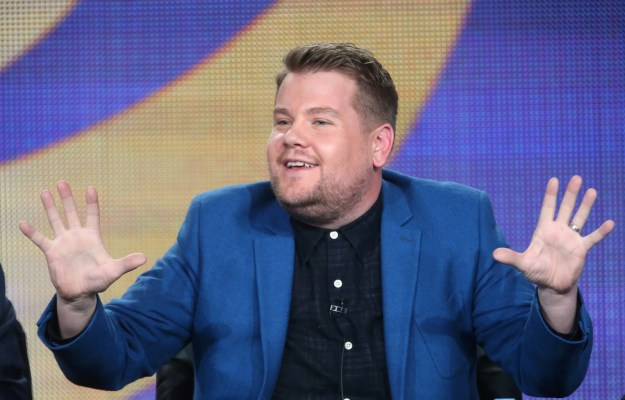 James Corden has revealed a fair amount while presenting The Late Late Show, but the story of how he stole from Mariah Carey may just top them all.
