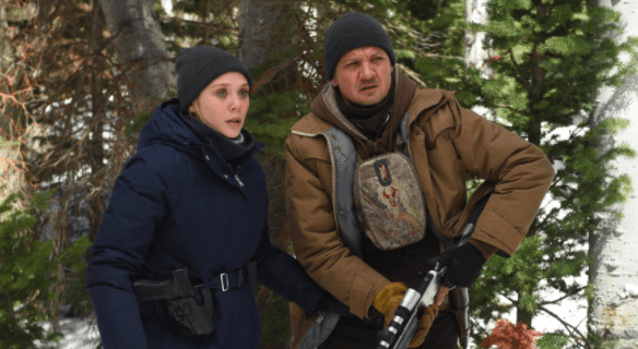 Her performance in Wind River was worthy of an Oscar-nomination.