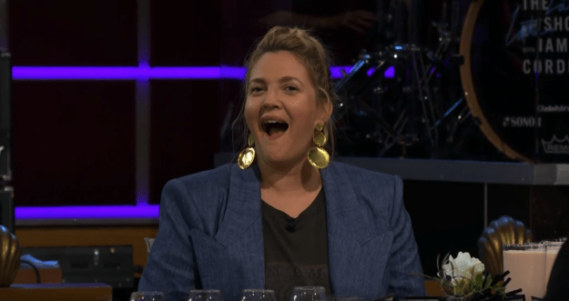But one person who doesn't agree is Drew Barrymore – because on Wednesday, James Corden asked her to rank some of her past costars from least to most talented, and she ranked Jake last.