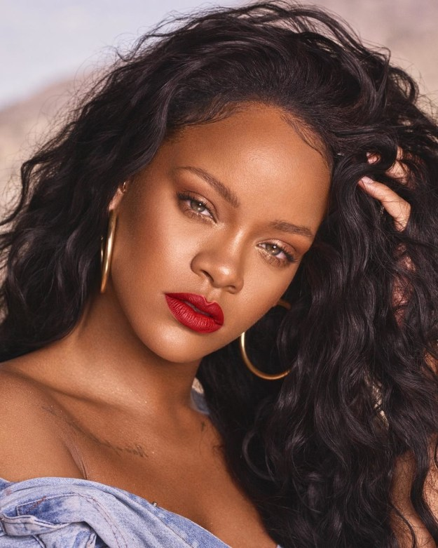 Rihanna is a woman of many talents. She's a spectacular singer, an amazing business woman, and she has this incredible ability to make me spend all my paychecks on Fenty Beauty products.