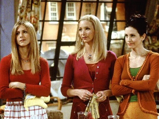 There might never be a Friends reboot, but at least we can take solace in this fact: Courteney Cox, Lisa Kudrow, and Jennifer Aniston are in a group text together.