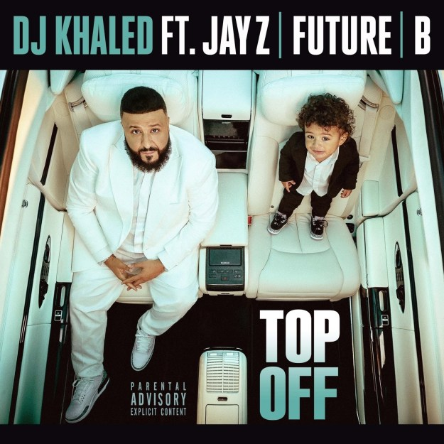 """So you may have heard DJ Khaled's new song """"Top Off."""" It features Jay-Z and Beyoncé."""