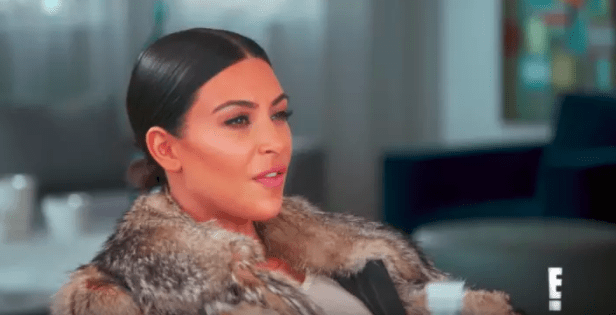 """And Kim ripped Caitlyn to shreds on Keeping Up with the Kardashians, calling her a """"liar"""" and """"not a good person."""""""