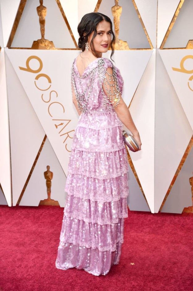 Oh, and pleats? This dress ass ALL the pleats!