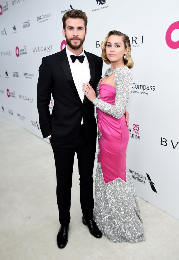 But tonight, they attended Elton John's annual Oscar party and LOOKED AMAZING!
