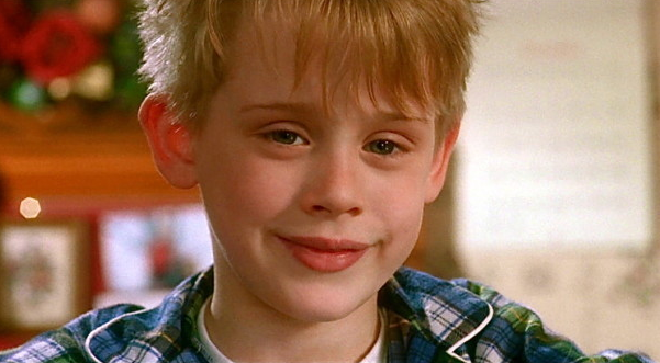 You remember Macaulay Culkin, star of basically every movie in your childhood?