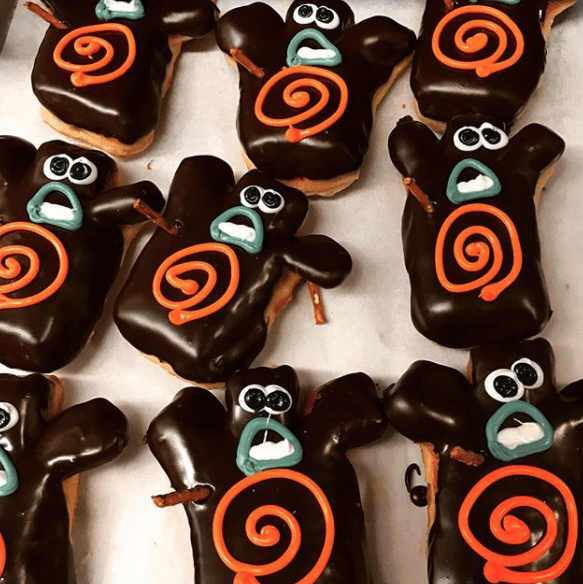 Oregon – Voodoo Dolls from Voodoo Doughnut