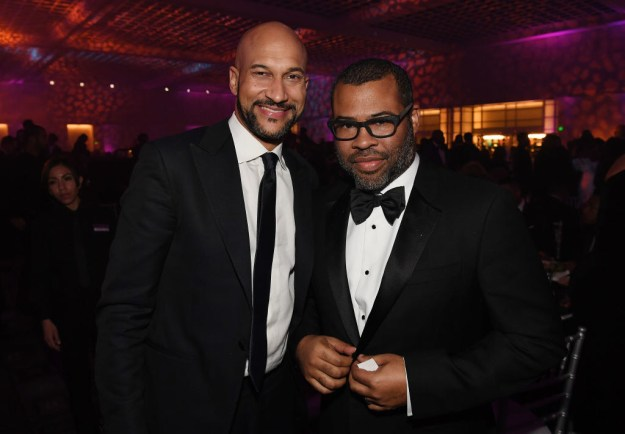 But one of the best reactions to Jordan's big win came from his longtime comedy partner and BFFAEAE (Best Friends Forever And Ever And Ever), Keegan-Michael Key.