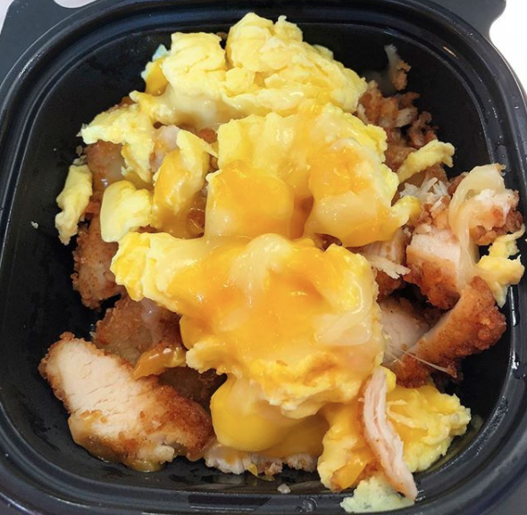 South Carolina – Hash Brown Scramble Bowl from Chick-fil-A