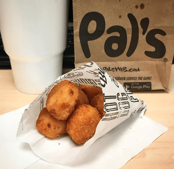 Tennessee – Cheddar Rounds from Pal's Sudden Service