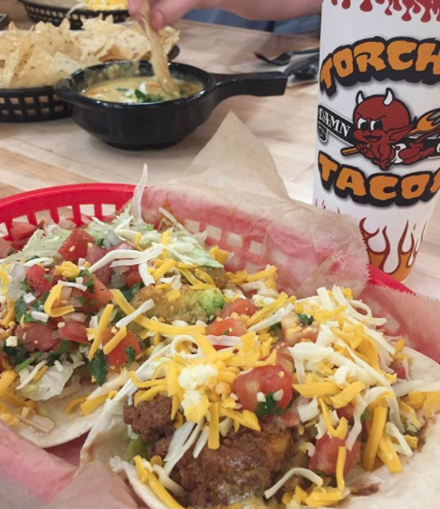 Texas – Trailer Park Tacos from Torchy's Tacos