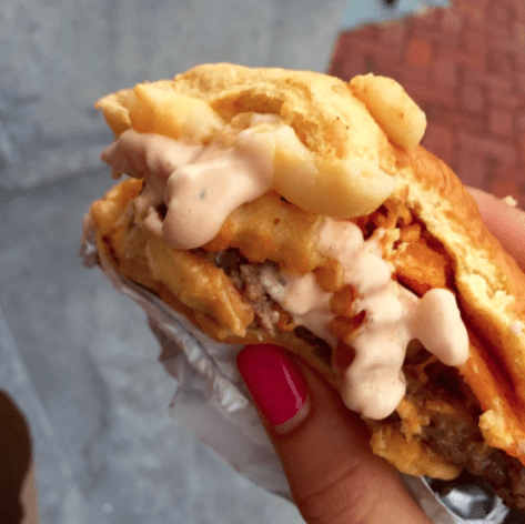 Virginia – The Greg Brady from Jack Brown's Beer and Burger Joint
