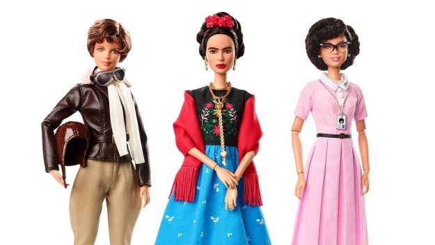 """As a brand that inspires the limitless potential in girls, Barbie will be honoring its largest lineup of role models timed to International Women's Day, because we know that you can't be what you can't see,"" stated the senior vice president and general manager of Barbie, Lisa McKnight."