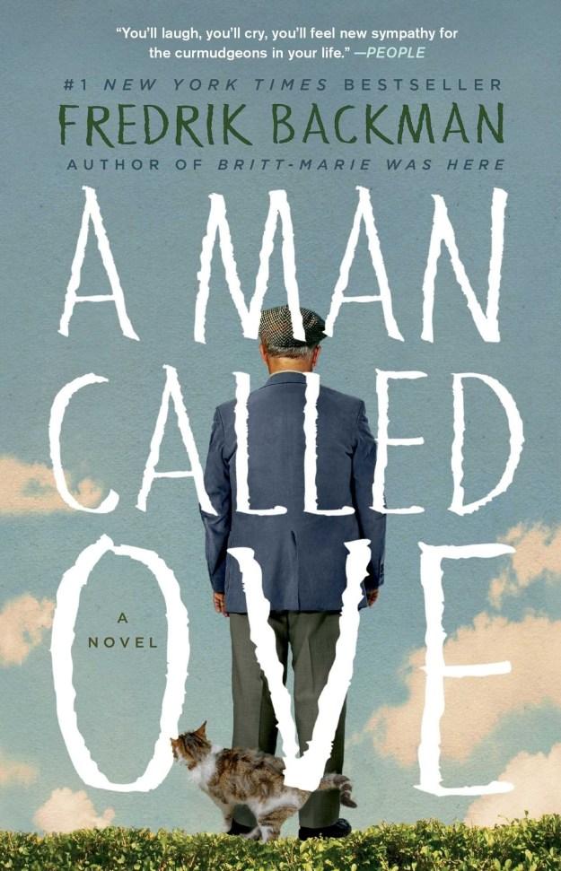Utah: A Man Called Ove by Fredrik Backman