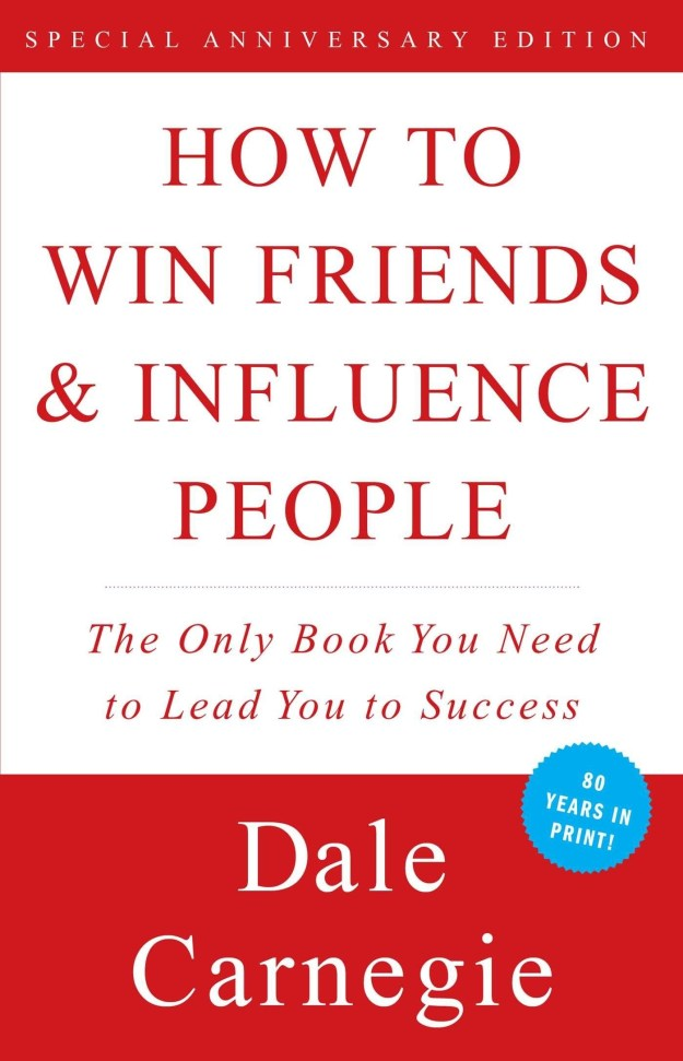 New Hampshire: How to Win Friends & Influence People by Dale Carnegie
