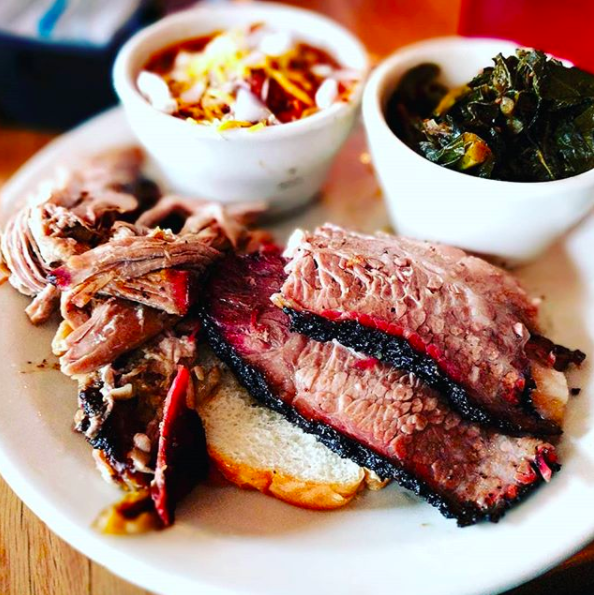 Georgia: Fox Brothers BBQ in Atlanta
