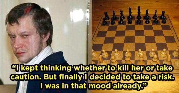 "Alexander Pichushkin, ""The Chessboard Killer"""