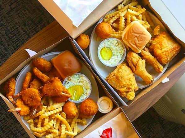North Carolina: Price's Chicken Coop in Charlotte