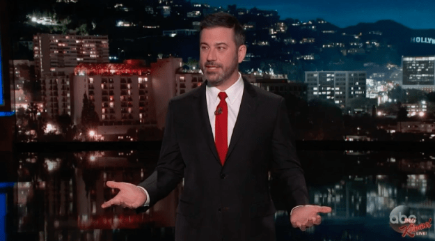 Not one to shy away from a little confrontation, Jimmy Kimmel decided to get an Alexa on his show to ask it what the damn problem is.