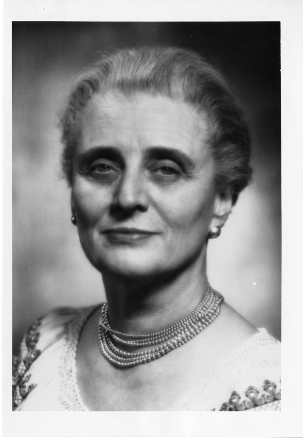 Mary Steichen Calderone