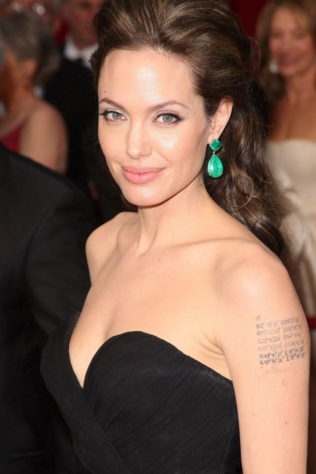 Angelina Jolie, African Union Summit