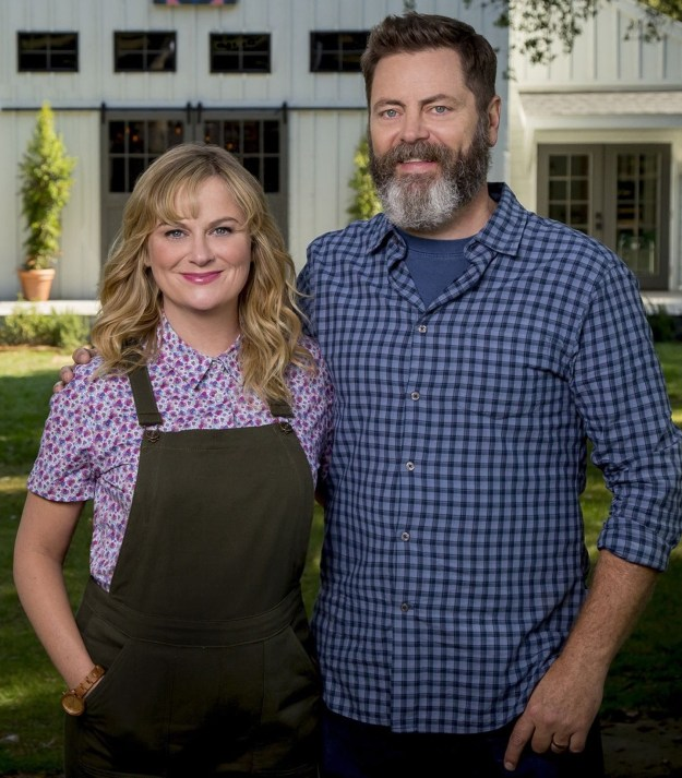 And what made their on-screen relationship that much better was how genuine Amy Poehler and Nick Offerman's friendship was off-screen.