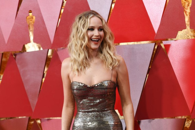 By now you'll probably know that Jennifer Lawrence is basically an open book. There is almost no topic she's not willing to tackle head on.
