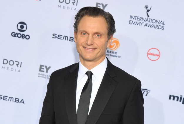 Tony Goldwyn comes from Hollywood royalty.