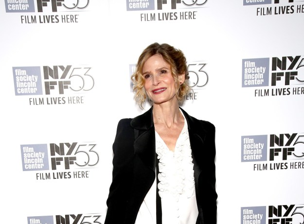 Kyra Sedgwick has a family member that signed the Declaration of Independance
