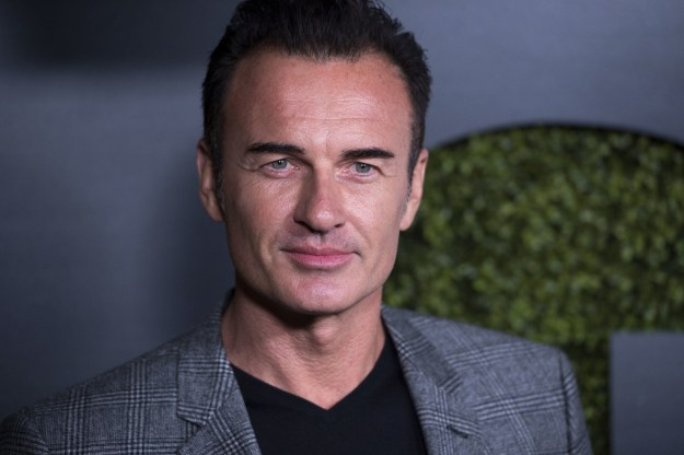Julian McMahon's dad was the prime minister of Australia.