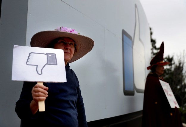 The data leak came after a Cambridge University researcher developed a personality-quiz app on Facebook's platform that downloaded people's data, which was then passed on to the political analytics firm.