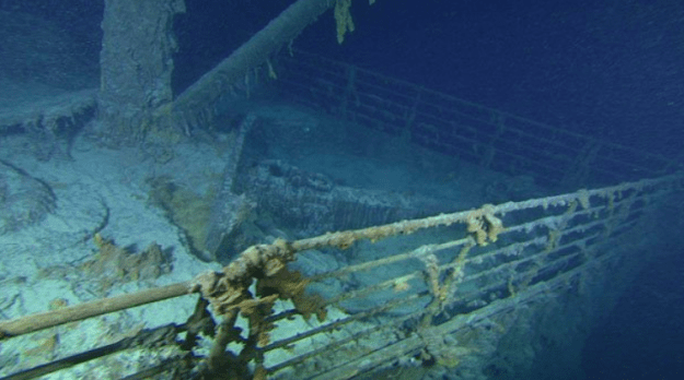 James Cameron spent more time with the Titanic on diving excursions than the original passengers did on the ship.