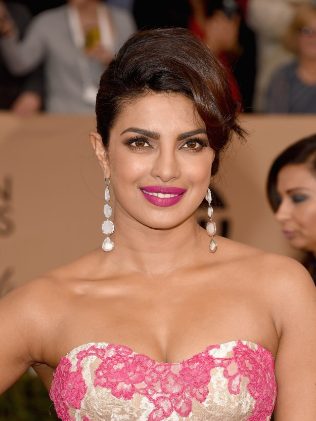 "Instead of stepping around the issue, Priyanka's agent put it straight for her: ""I think, Priy, they meant that they wanted someone who's not brown."""
