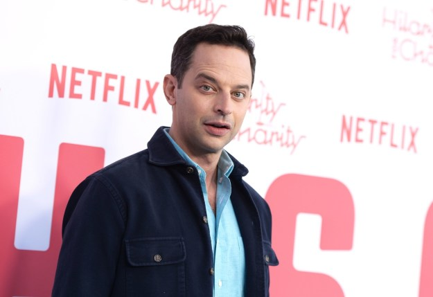 Nick Kroll's dad is ALSO a billionaire.