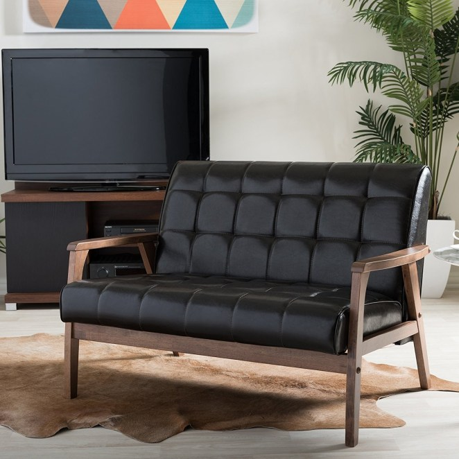 "Promising review: ""Very nice loveseat. Perfect for small areas which is why I bought it. Easy to put together."" —PattiGet it from Amazon for $241.38 (originally $467.50)."