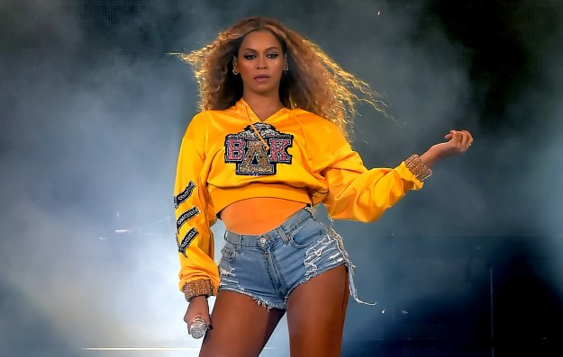 Last night, Queen Beyoncé invented an entire music festival called Coachella.