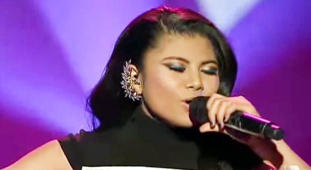 Marlisa Punzalan — The X Factor Australia, Season 6