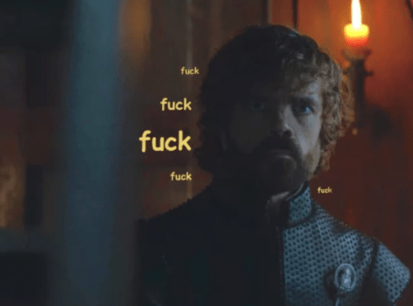 Everyone knows that the final season of Game of Thrones won't air until 2019 and it's a goddamn tragedy.