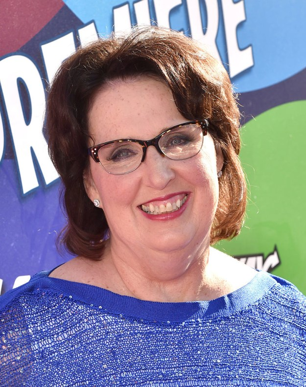 Phyllis Smith: Thinks it's a great idea.