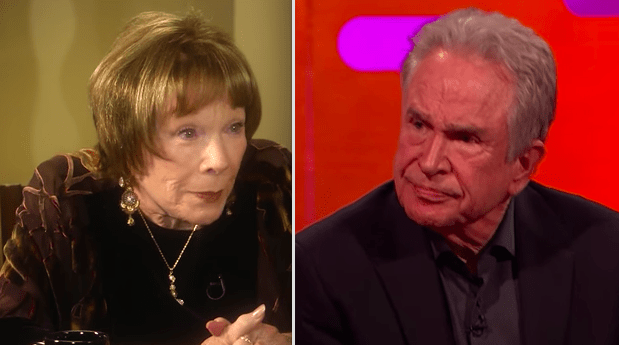 Shirley MacLaine and Warren Beatty are siblings: