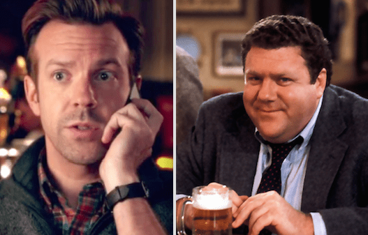 Jason Sudeikis is George Wendt's nephew: