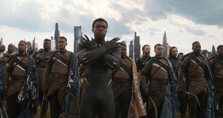 Opening three months after Black Panther started as a potential curse, and then became a massive blessing.