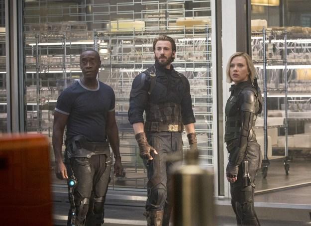 Balancing characters between both Avengers movies was key.