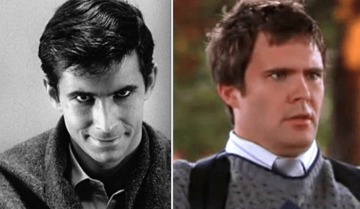 Anthony Perkins's son is Oz Perkins: