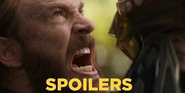 This post is full of spoilers. Come back after you've seen Avengers: Infinity War and we'll talk some more.