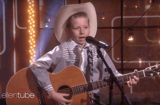 In literally two weeks, Mason Ramsey got a record deal.